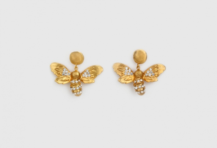 Earrings Bee