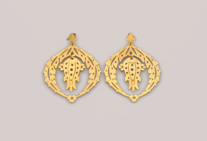 Earrings Ottoman