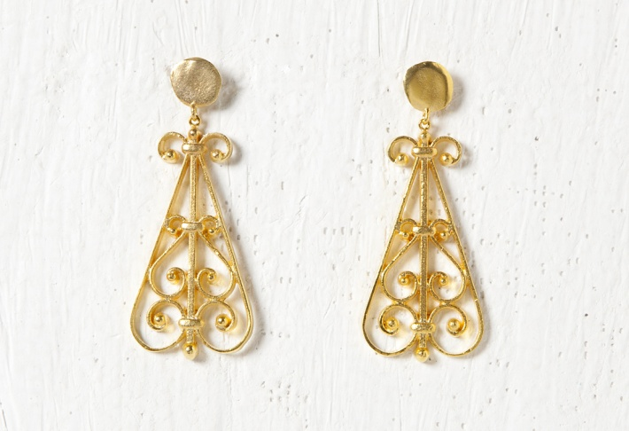 Earrings Beyrouth