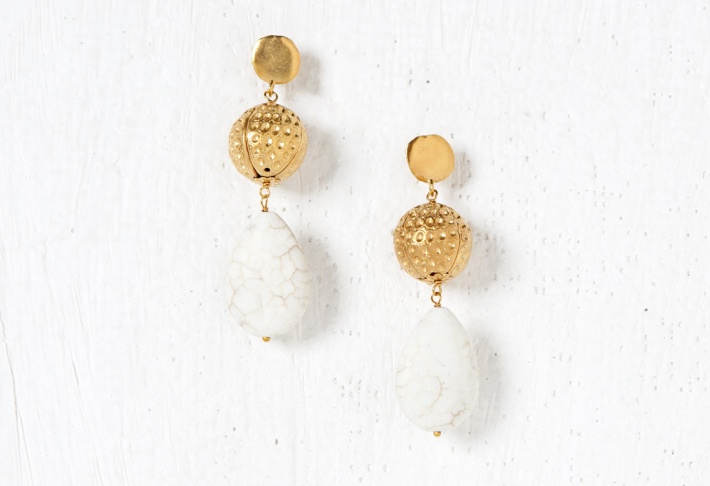 Earrings Cactus 4