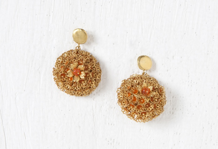 Earrings Cactus 7