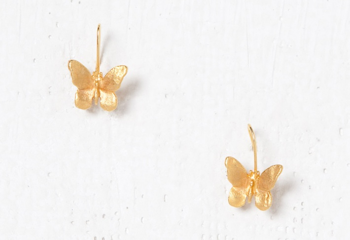 Earrings Butterfly small